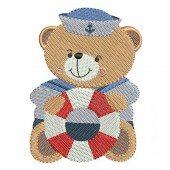 SAILOR BEAR 8 CM