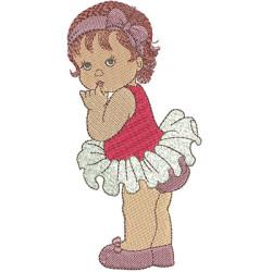 BALLERINA BABY 12 CM