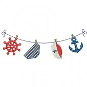 NAUTICAL BOY CLOTHES LINE 1
