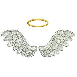 ANGEL LITTLE WINGS 10 CM