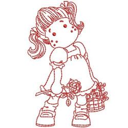 GIRL REDWORK 7