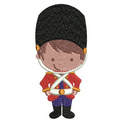 TIN SOLDIER BABY PERSONAGE