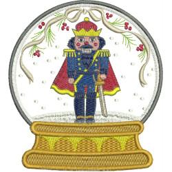 SNOW BALL CHRISTMAS SOLDIER 2 CHRISTMAS