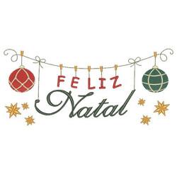 CLOTHESLINE FELIZ NATAL 2