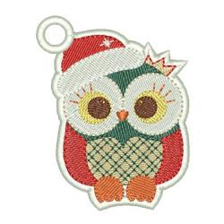 CHRISTMAS ORNAMENT OWL