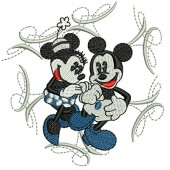 MINNIE AND MICKEY VINTAGE