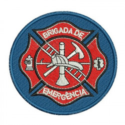 EMERGENCY BRIGADE FIREFIGHTERS AND BRIGADE