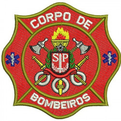 CORPO DE BOMBEIROS SP 2 FIREFIGHTERS AND BRIGADE