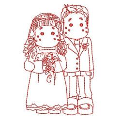 BRIDEGROOMS REDWORK