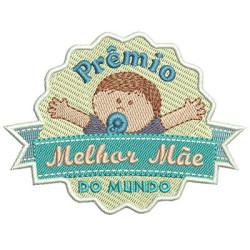 MELHOR MÃE DO MUNDO