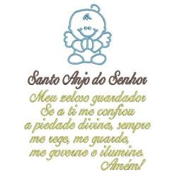 ORACIÓN SANTO ÁNGEL 18X13 PT