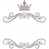 ARABESQUES WITH CROWN