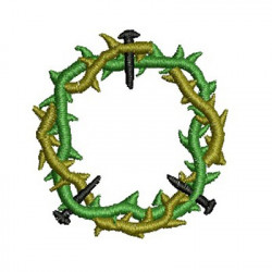 CROWN OF THORNS 4 CM