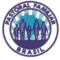 PASTORAL FAMILIAR BRASIL 7 CM