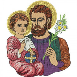 SAINT JOSEPH 14 CM