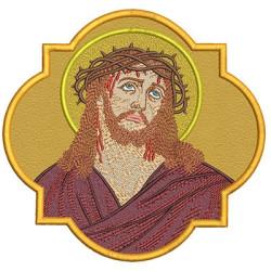 JESUS CRUCIFICADO FUNDO APLICADO