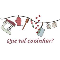 ¿QUÉ HAY DE COCINAR?  28 CM