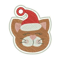 CHRISTMAS ORNAMENT KITTEN 2