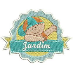 ESCUDO JARDIM