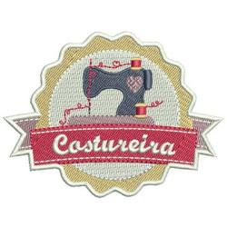 ESCUDO COSTUREIRA