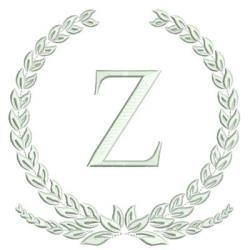 MONOGRAMA LETRA Z