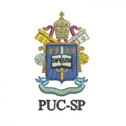 PUC-SP OFFICIAL (SMALL) UNIVERSITY BRAZIL