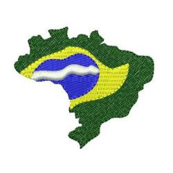 BRAZIL MAP TOURISM