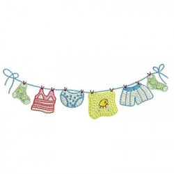CLOTHESLINE OUTFITS CLOTHING