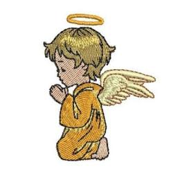 PRAYING ANGEL CHILD RELIGIOUS