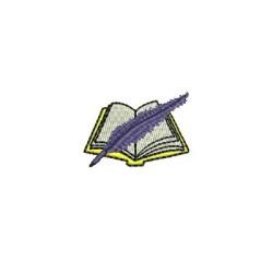 BOOK WITH PEN PEDAGOGY