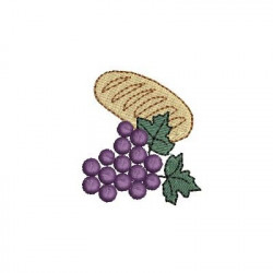 BREAD AND GRAPES