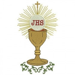 CHALICE CONSECRATED HOST STOLES