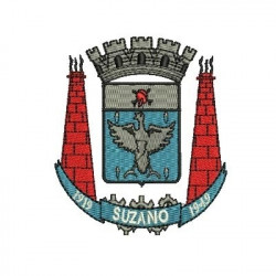 MUNICÍPIO DE SUZANO SHIELD OF CITIES