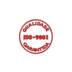 ISO 9001 QUALIDADE GARANTIDA SELOS E PLACAS