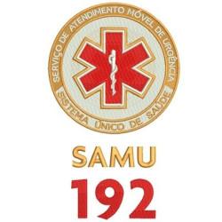 SAMU GRANDE PREENCHIDO RESGATE
