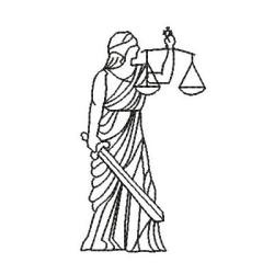 JUSTICE CREATES LOGOS