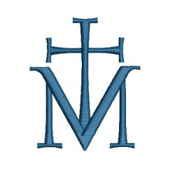 CROSS MARIAN MARIANS