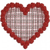 GARLAND OF ROSES IN THE HEART CHESS 2