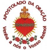 APOSTOLADO DA ORAÇÃO 9,5 CM
