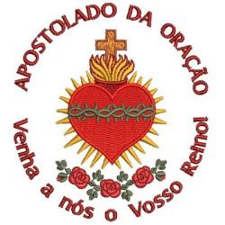 APOSTOLADO DA ORAÇÃO 9,5 CM APOSTOLADOS