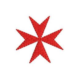 MALTESE CROSS 8 CROSS