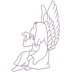 ANGEL SAT 17 CM CONTOURS