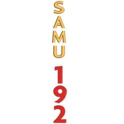 SAMU VERTICAL RESGATE & SAMU