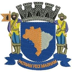 MUNICÍPIO SANTANA DE PARNAÍBA ESCUDO DE CIUDADES