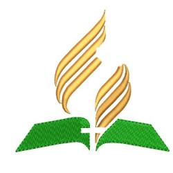 IGLESIA ADVENTISTA DEL LOGO EVANGELIO RELIGIOSA