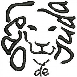 LION OF JUDAH WRITTEN RELIGIOUS GOSPEL