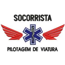 SOCORRISTA - PILOTO RESCATE