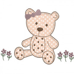 LITTLE BEAR APPLIQUE February 2015