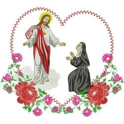 JESUS AND MARY DAISY 2 JESUS