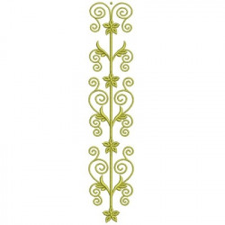 ARABESQUE 35 CM CHASUBLES & GALLON